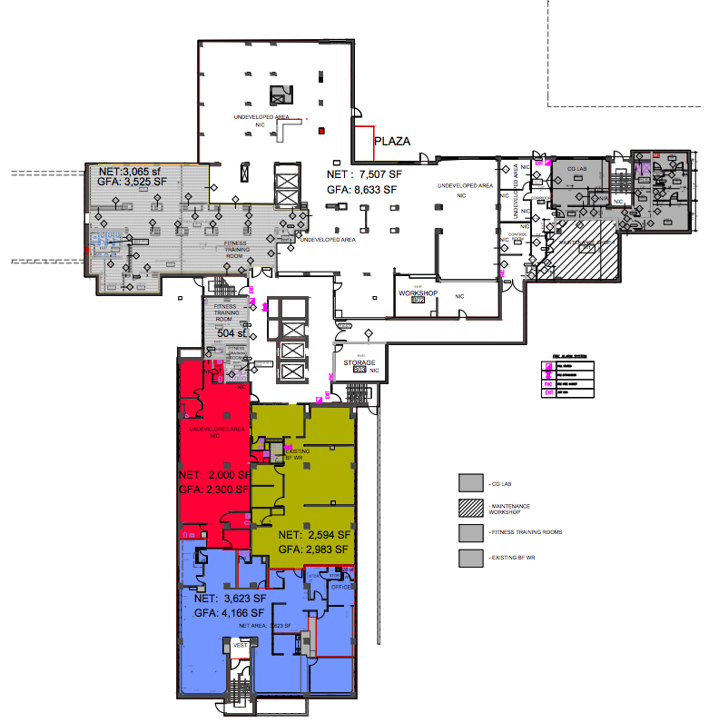 Commercial Floor Plans Mckellar Place Commercial
